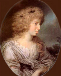 インゲルハイム伯爵夫人ユーリエ・フォン・フォス