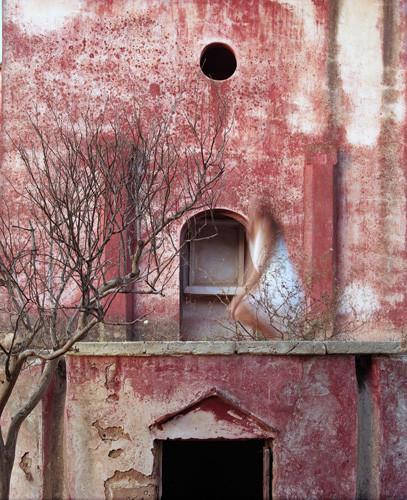 Pio Tarantini - Casa rosa #19-6, Salento 2008