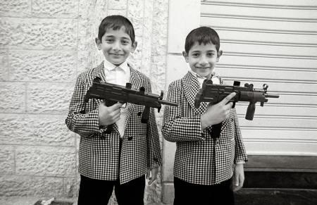 Francesco Cito - Gemelli, Gaza