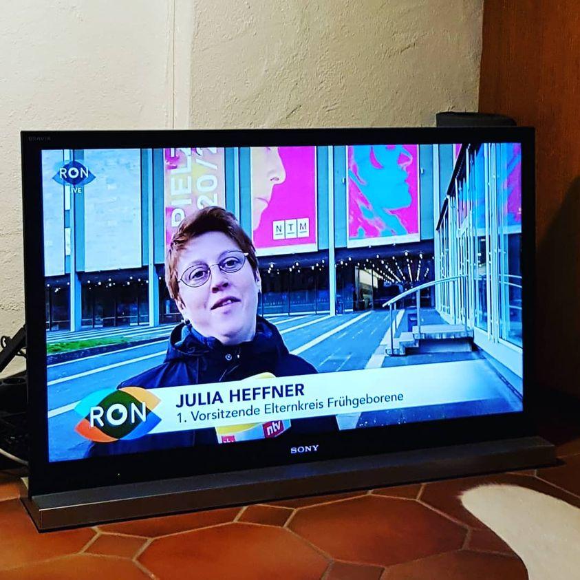 RON TV Interview