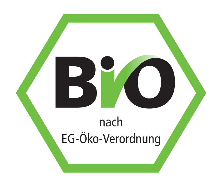 Im September 2001 wurde das deutsche staatliche Bio-Siegel eingeführt.Mit dem in Deutschland Lebensmittel und andere Produkte gekennzeichnet werden können, die den Kriterien der EG-Öko-Verordnung genügen.