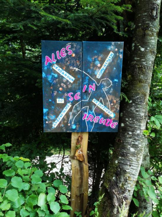 "6 ""Alles  sei(n) Freude"" | Inka Kasemir, Freiburg"