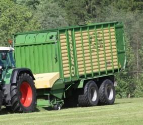 Krone ZX 40 GL Kombiladewagen ( 65 / 38 m³ DIN )
