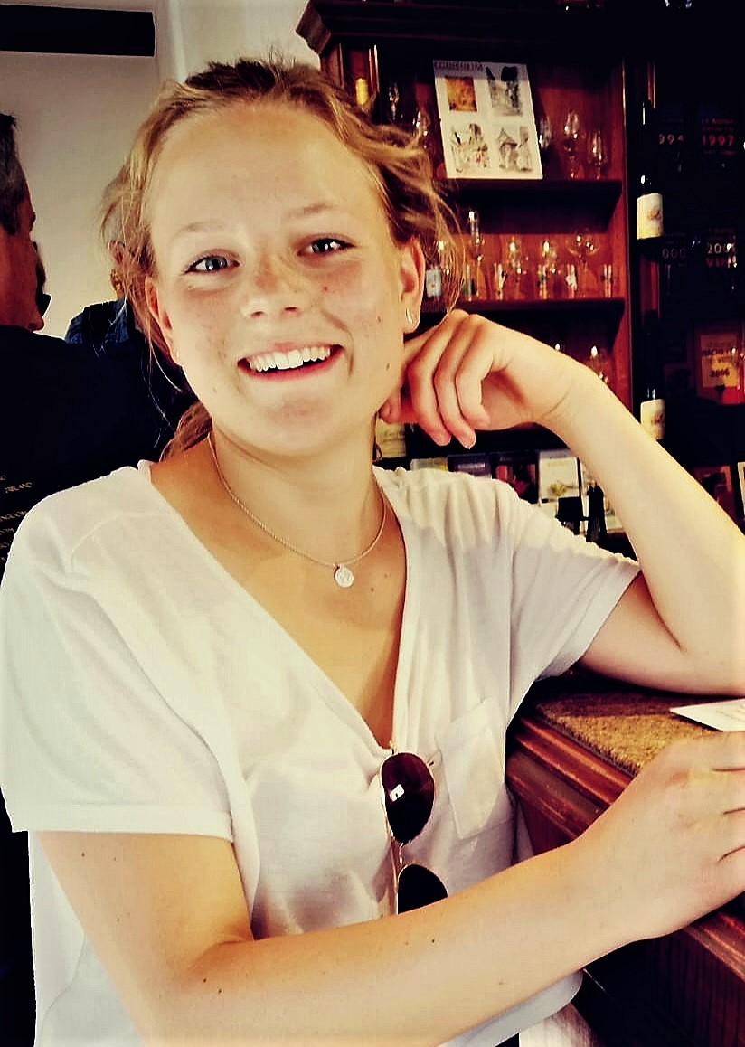 Johanna Graml, Studiengang: Integrative Gesundheitsförderung, 4. Semester