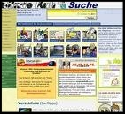 Bilnde Kuh - Suchmaschine für Kinder