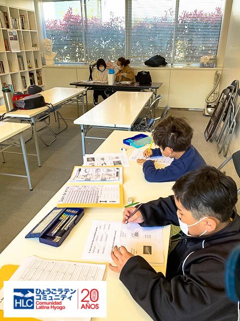 ◆◆母語教室 Amigos sin Fronteras 4月10目の授業/ Taller de español, abril 10 ◆◆