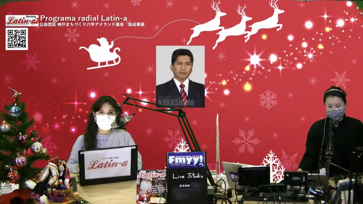 ◆◆ Programa radial Latin-a, 23 dic. 2020 ◆◆