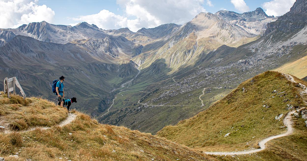 Wanderung zur Grüblspitze, Zillertal, Tuxertal, Tirol