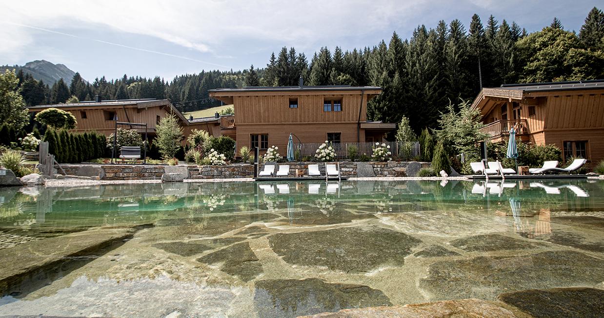 LA SOA Luxuschalets, Tannheimer Tal, Tirol