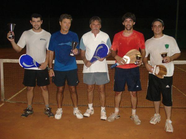 Torneos de Tenis Criollos