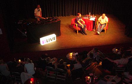 Michael Weins bei WDR 1Live Klubbing