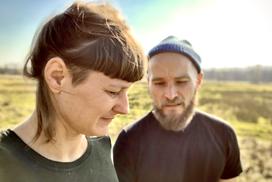 Dita Zipfel & Finn-Ole Heinrich (Foto: privat)