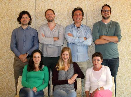 Team Sebes&Bisseling Literary Agency