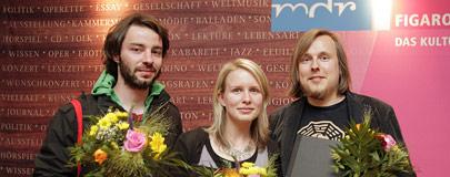 Andreas Stichmann gewinnt den MDR-Literaturpreis 2009