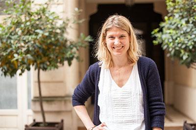 Katja Petrovic stammt aus Hamburg. Sie arbeitet neben dem BIEF auch als freiberufliche Journalistin, Moderatorin und Literaturveranstalterin / www.katjapetrovic.net