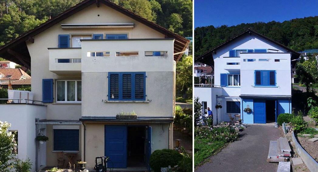 Sanierung in Oberdorf BL