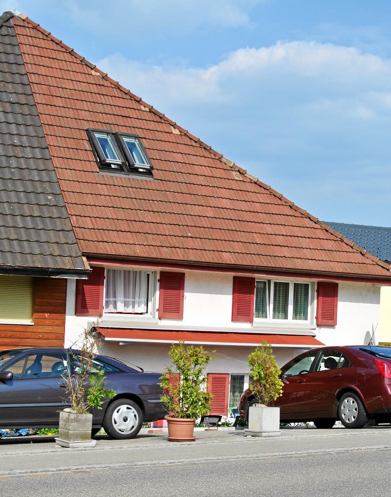 Verkauf Einfamilienhaus / Doppelhaushälfte in Möhlin AG
