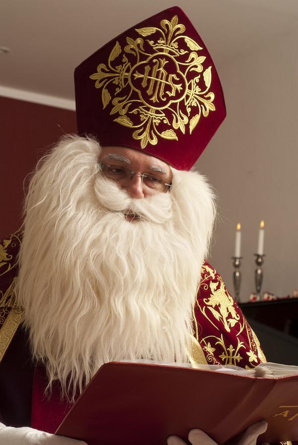Bischof Nikolaus De Willkommen Bei Bischof Nikolaus De