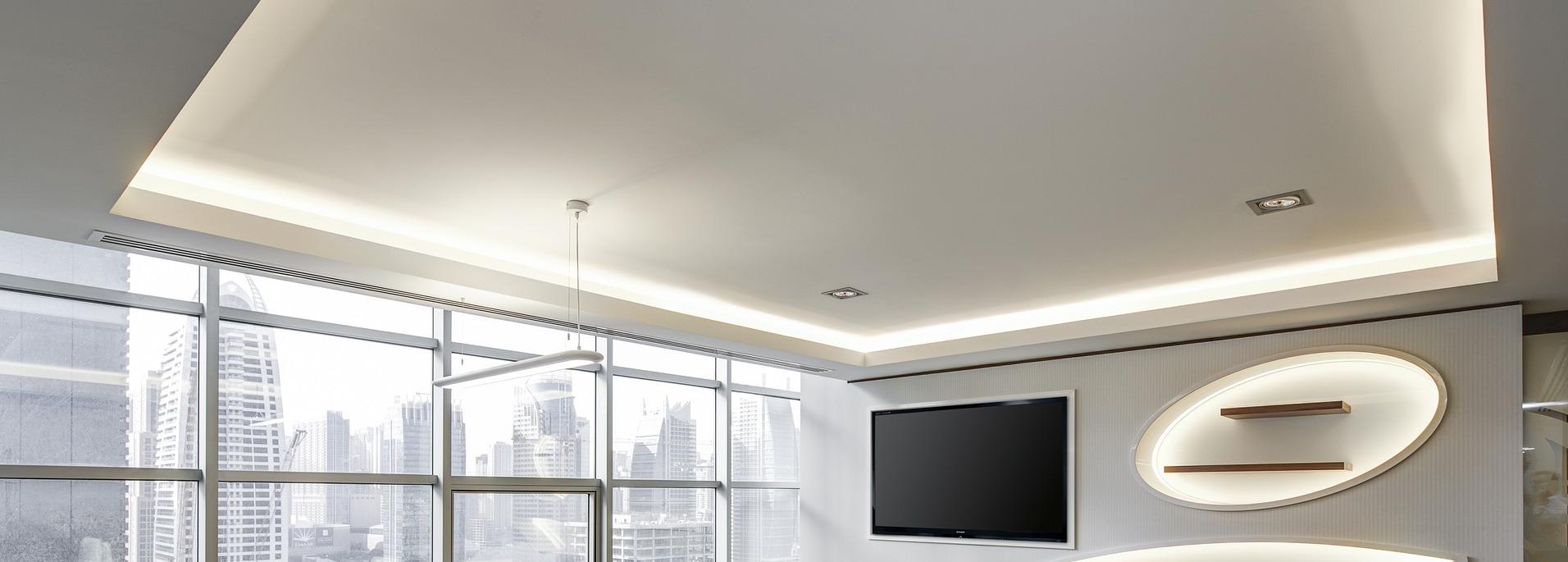 Gut gemocht Decke abhängen & Spanndecken Systeme - Anbieter & Kosten vergleichen! TD48