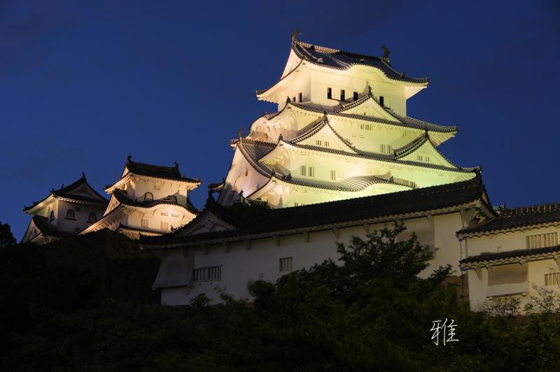 姫路城Ⅱ(世界遺産)
