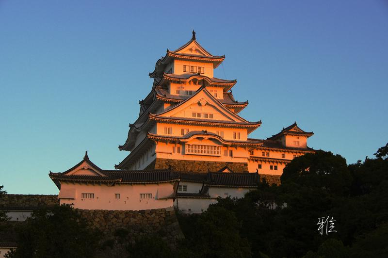 姫路城Ⅲ(世界遺産)