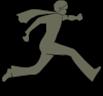 logo de L'HUMAIN VOLONTAIRE, agence de consult et médiation