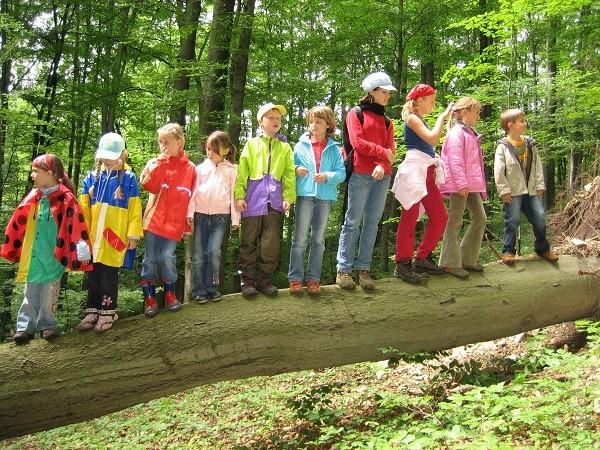 Hainichwanderung Kinderchor 2007007