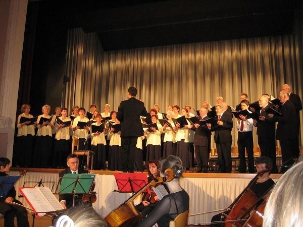 Weihnachtskonzert 2006