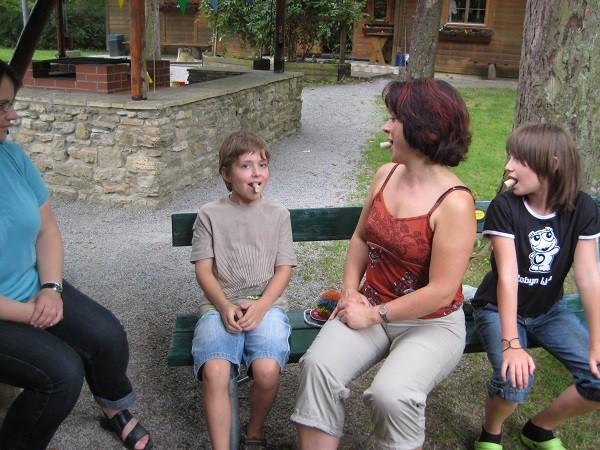 Probenwochenende Kinderchor 2009