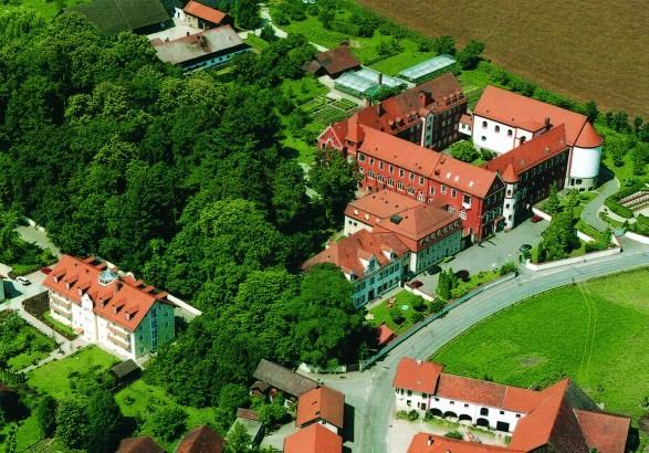 Abtei St. Gertrud in Tettenweis
