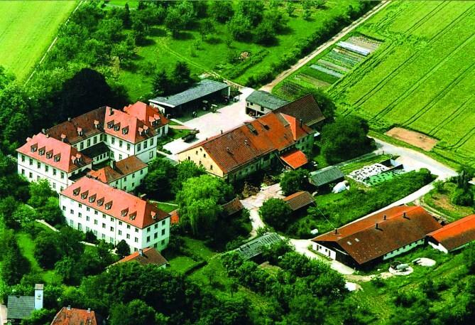 Abtei Maria Frieden in Kirchschletten