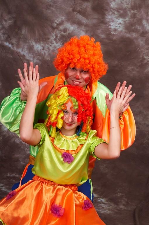 клоуны на детский праздник зеленоград истра химки