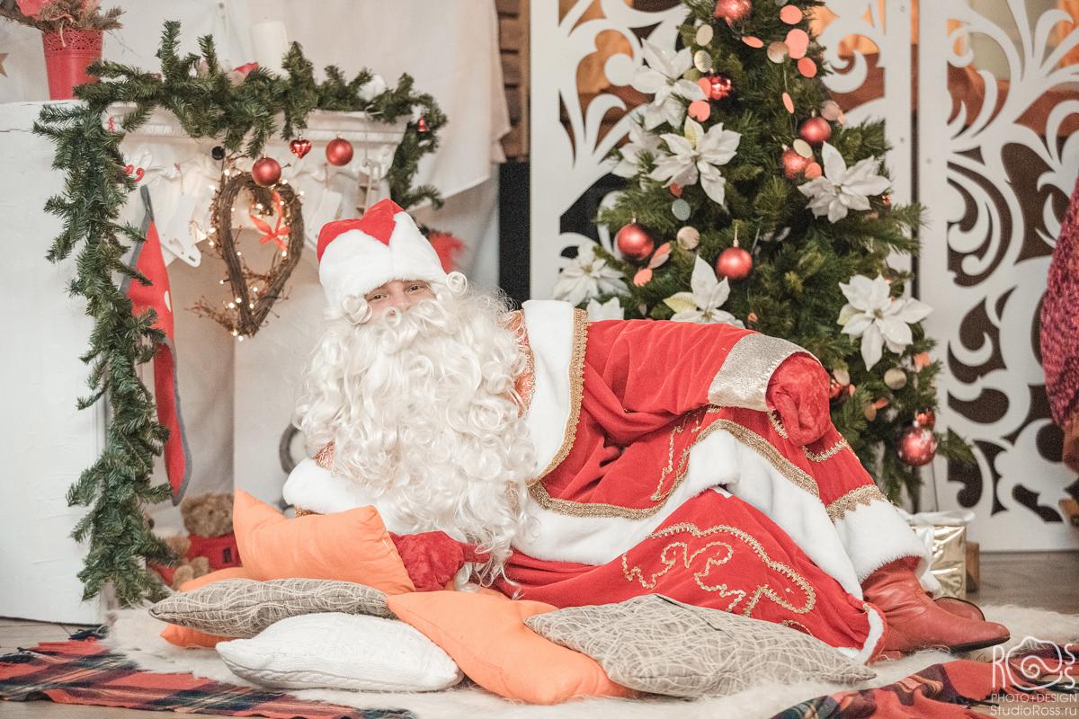 Дед Мороз на дом в Зеленограде.