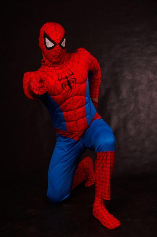 аниматор человек паук зеленоград химки истра