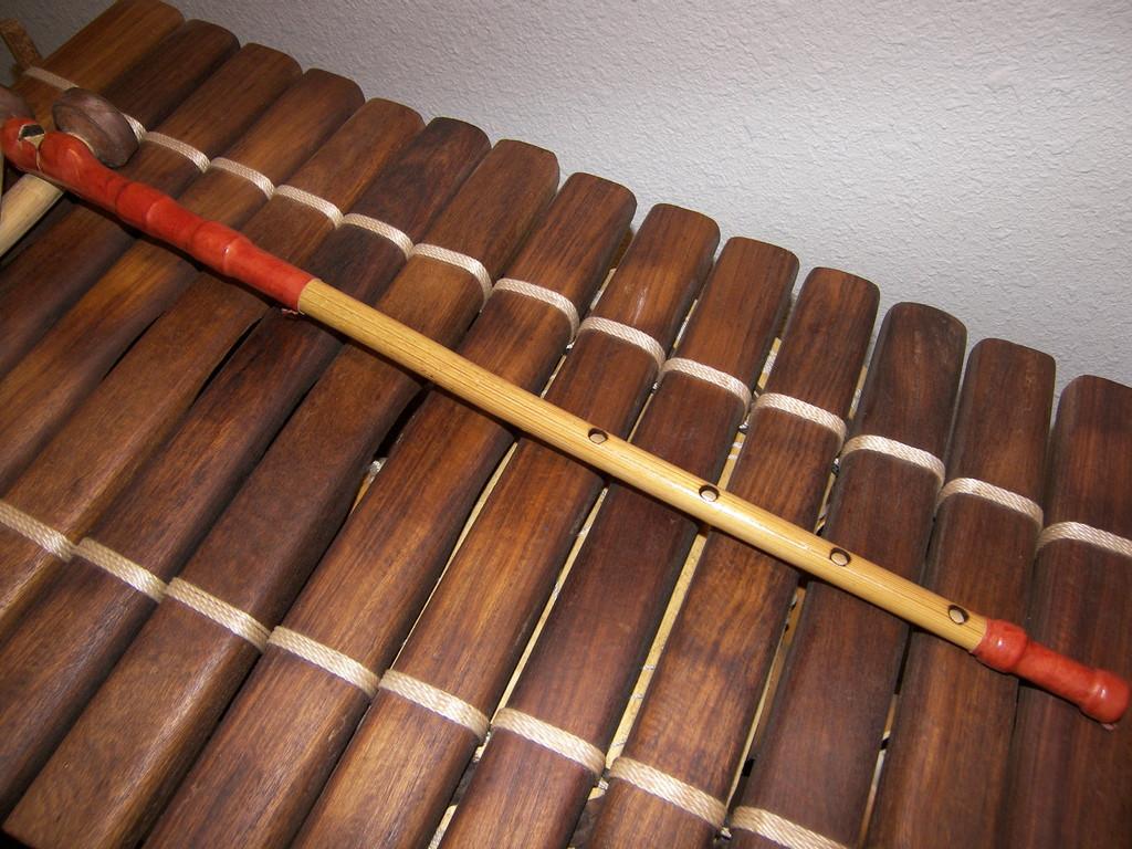 Flûte Malinké