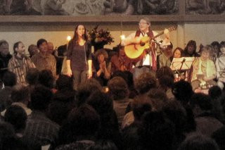 Konzert Mark Fox und Angelika Thome