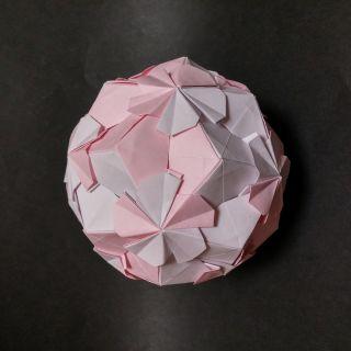 26 ユニット折り紙