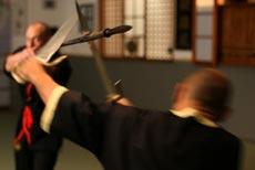 Waffen bei Wing Tsun
