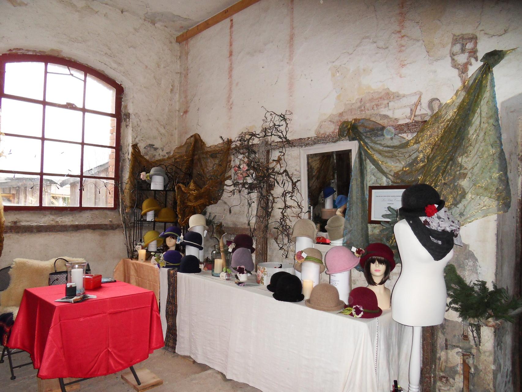 Weihnachtsmarkt 2015 Gut Wolfgangshof in Anwanden