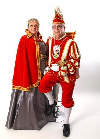 2014 Prinz Horst Rüntker I. Prinzessin Brigitte Rüntker I.
