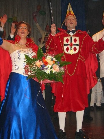 2004 Prinz Marcus Buchholz I. Prinzessin Silke Buchholz I.