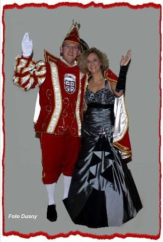 2012 Prinz Michael Weide I. Prinzessin Monika Weide IV.