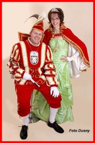 2011 Prinz Thorsten Will  I. Prinzessin Petra Will I.