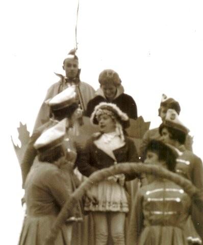 1962 Prinz Josef Mangels I. Prinzessin Gerti Köthenbürger I.