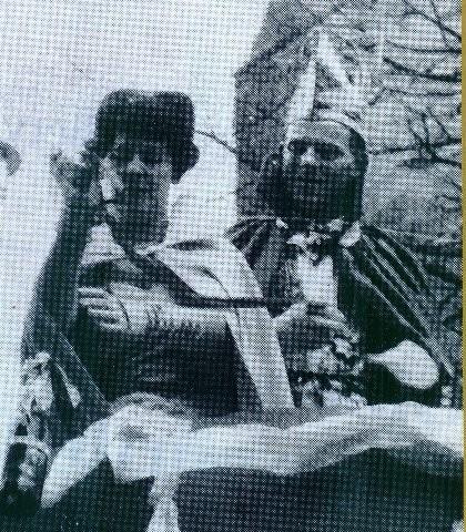 1960 Prinz Fritz Wulf I. Prinzessin Annegret Struchholz I.