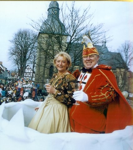 2000 Prinz Manfred Nölle I. Prinzessin Angelika Nölle I.