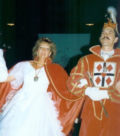 1989 Prinz Wolfgang Lier I. Prinzessin Ulrike Lier I.