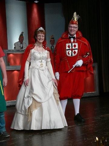 2007 Prinz Frank Föllmer I. Prinzessin Veronika Föllmer I.