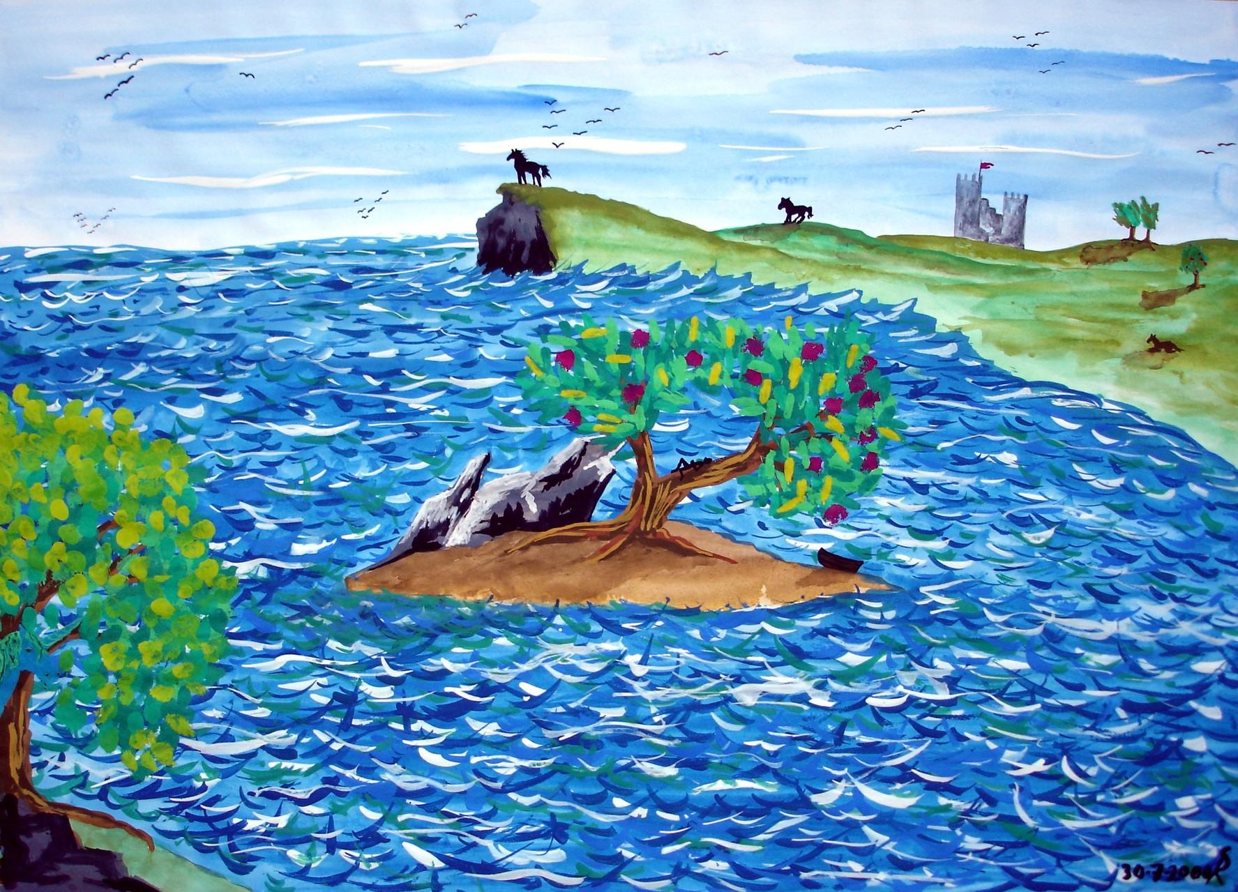 Die Insel, 2000