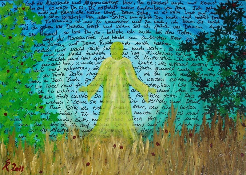 Psalm 139, 2011